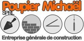 Poupier Michaël - Entreprise de construction